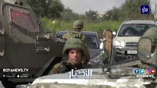 الاحتلال يزيد من تعزيزاته الأمنية تزامناً مع اقتراب عيد الفصح اليهودي - (25-3-2018)