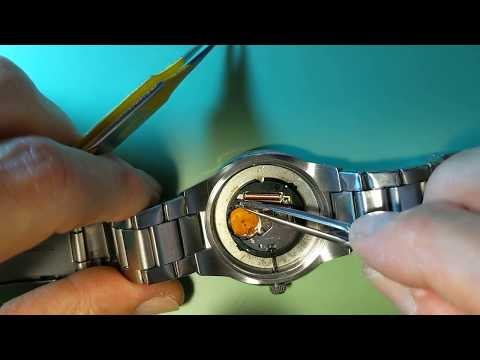 How To Fix A Watch With An Open Coil In A Ronda 505, 515, 517 And Other Movements