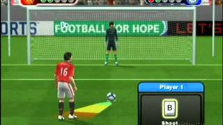 Fifa 10 (Nintendo Wii) - Gameplay