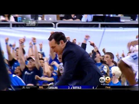 Duke Defeats Wisconsin To Claim NCAA Title