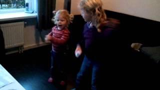 Wii Nickelodeon Dance 2 talentjes in huis