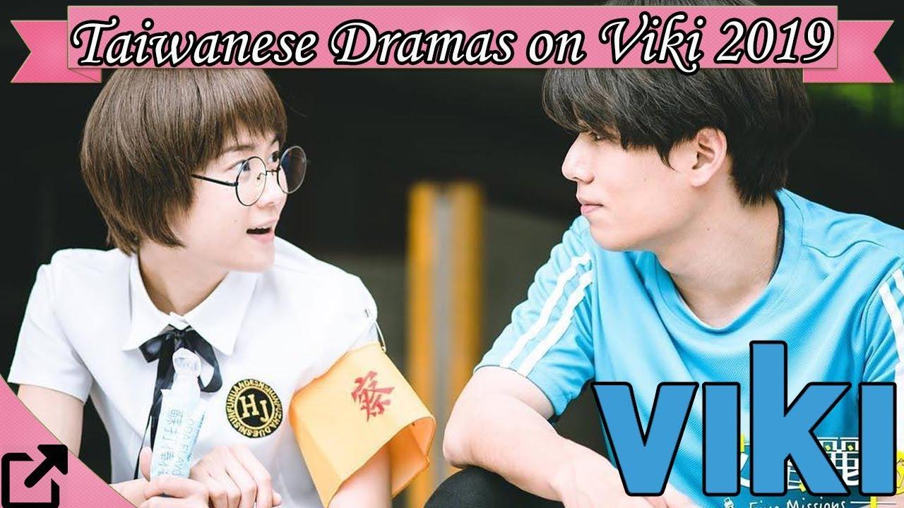 Top 25 Taiwanese Dramas on Viki 2019