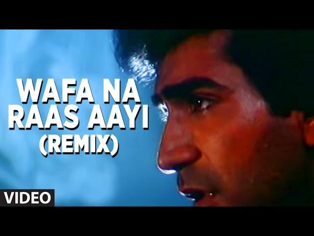 wafa na raas aayi remix mp3 song free download