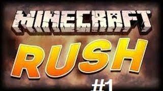 Rush Minecraft-On était bien partit !!!-Lucilder