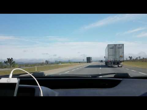Driving in Mexico: Monterrey to Nuevo Laredo