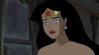 Batman/Wonder Woman Pretty Girl