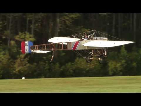 Bleriot XI-2 Practice Flights