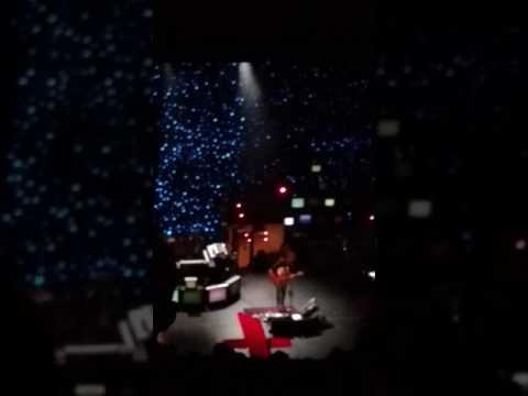 "Ryan Adams, ""Wonderwall,"" Beacon Theatre, NYC"