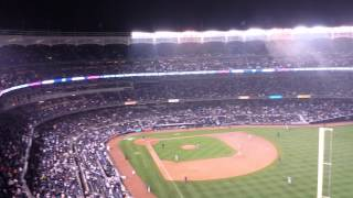 Yankees Old Timers Day 2015
