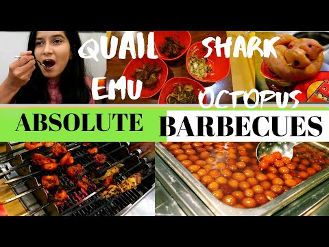 Absolute Barbecue Pune| I Had Quail, Duck, Octopus| Indian Food| Pune Food|Barbeque|Zimi Zutopia