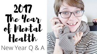 NEW YEAR + When Should I Reach Out for Help? ☆ Q & A ☆