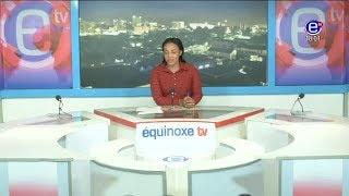 6PM NEWS - ÉQUINOXE TV  NOVEMBER 28th 2017