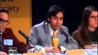 La conferencia de Ciencia The Big Bang Theory