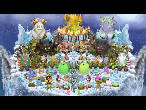 My Singing Monsters  Cold Island Full Song 216