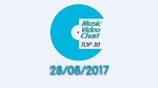 ClipNews Music Video Chart | Top 30 | 28, August, 2017