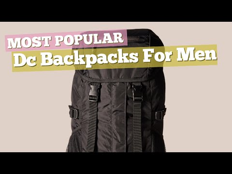 Dc Backpacks For Men // Most Popular 2017