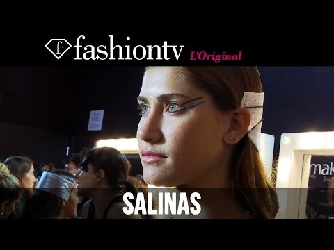 Salinas Swimwear Backstage | Fashion Rio Summer 2015 | FashionTV