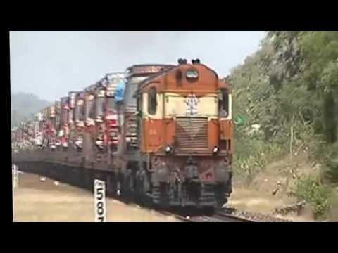 Konkan Railway's RORO saves 750 lakh litre diesel