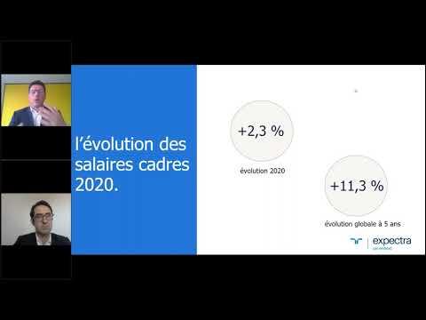 [Replay webinaire] Salaires des cadres 2020 : décryptage des tendances.