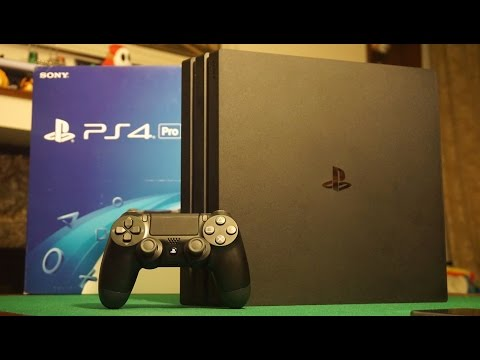 PlayStation 4 Pro - Unboxing y primeras impresiones (Perú)