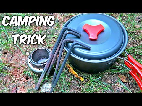 Thumbnail: This Camping Stove Trick Will Save Your Money!