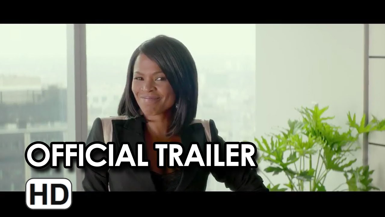 The Best Man Holiday Official Trailer #1 (2013) - Taye Diggs, Terrence Howard Movie HD