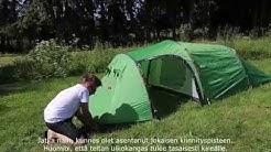 Halti - XPD Finland teltan pystytys