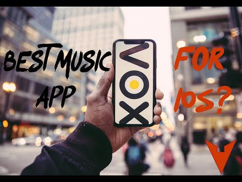 VOX IOS Music Player Review: Best Music App For IOS 2019?