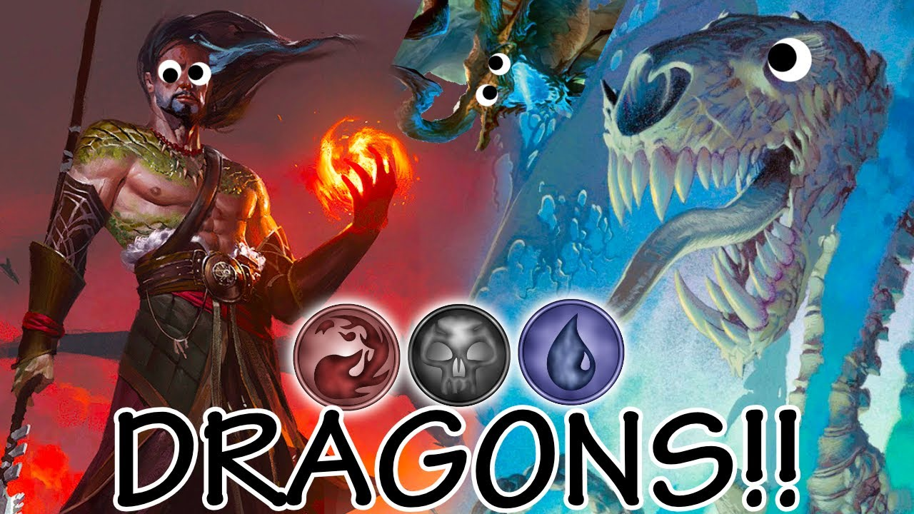 Just Watch Game One! Historic Grixis DRAGONS [Historic BO1]