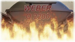 Weber Q 2200 Gasgrill || Tipps || Aufbau || Mein Fazit ||