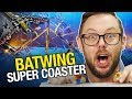 How to Make a LEGO Batwing Super Coaster – Beyond the Instructions