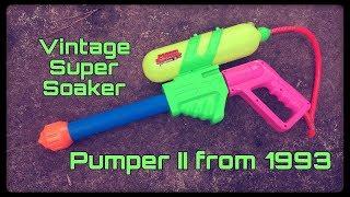 Vintage Review: Super Soaker Pumper 2 (Mint In Package)