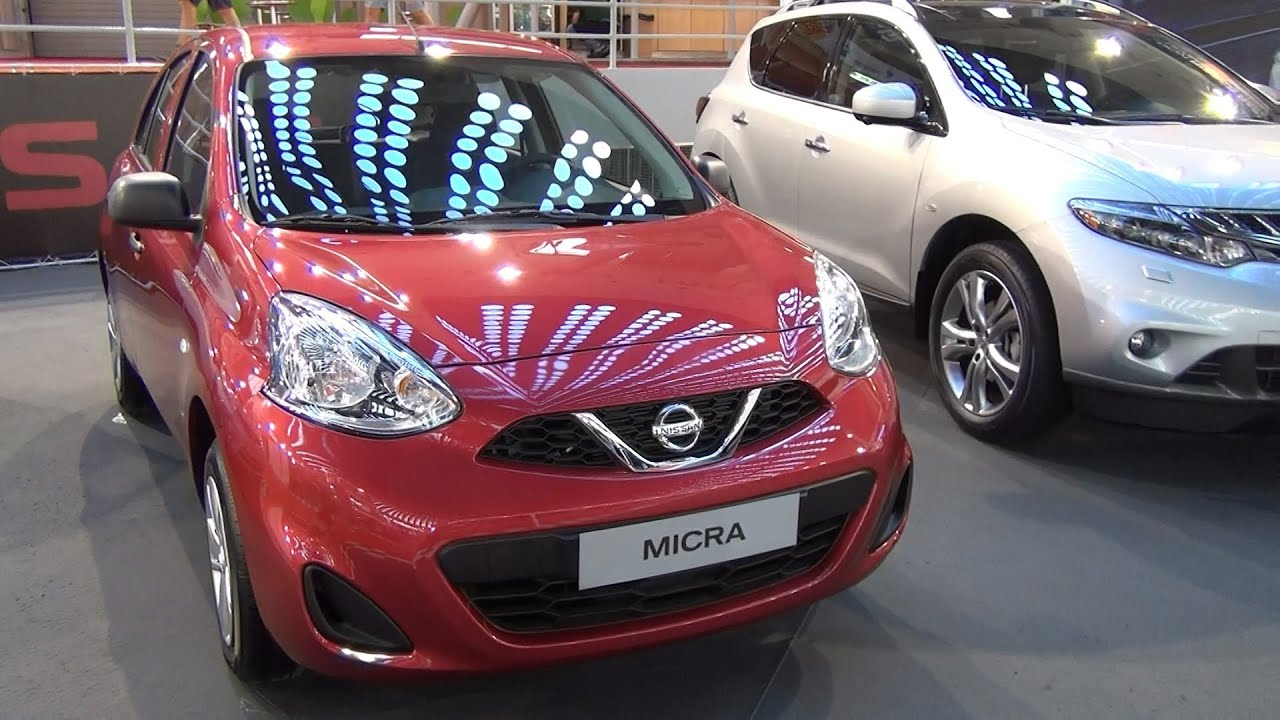 Nissan Micra Pure Drive Exterior and Interior in 3D 4K UHD