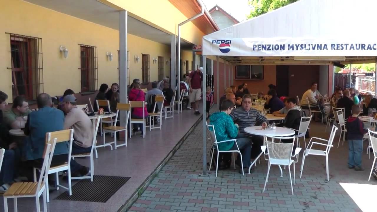 Penzion Myslivna - Lednicko-valtický areál