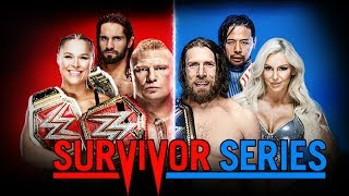 WWE: SURVIVOR SERIES 2018 + WAR GAMES 2! | Directo Simulación y Predicciones | WWE 2K19
