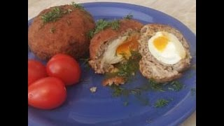 Яйца по-шотландски-