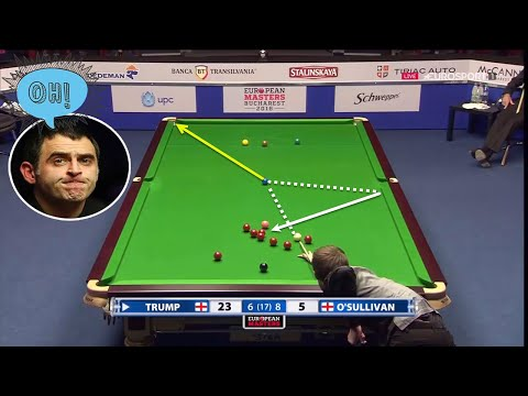 Pot this or lose the Frame and Match! Super Snooker Shots