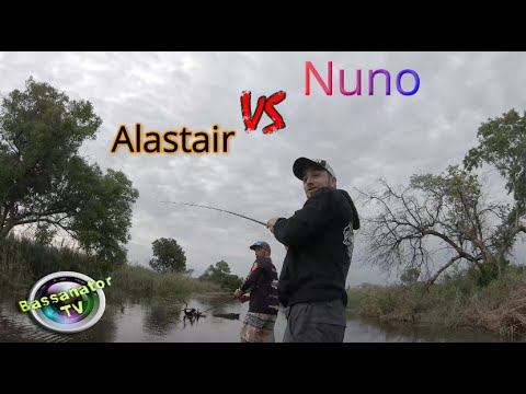 Angler VS Angler At Rust De Winter Dam