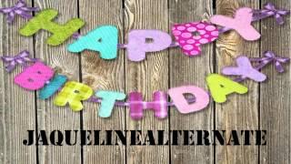 JaquelineAlternate   wishes Mensajes