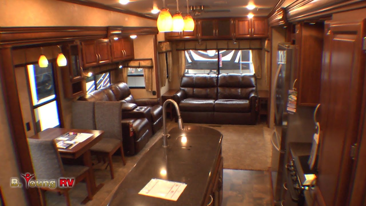 Stock 2992 2014 40 Foot Sanibel 5th Wheel Frank Biggs