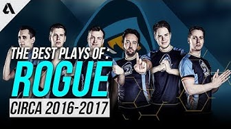 The Best Plays of Team Rogue (2016-2017) | Overwatch Highlights