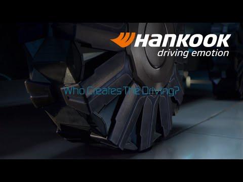 HANKOOK TRANSFORMING 2019 PROJECT ยางเปลี่ยนรูป
