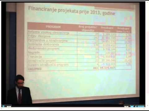Radionica - sredstva dostupna iz strukturnih fondova EU za financiranje projekata IRI 3