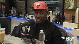 Chris Redd Talks SNL Come Up, Chicago Comedy + Fire Bars
