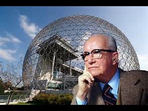 Buckminster Fuller - Thinking Out Loud (documentary 1996)