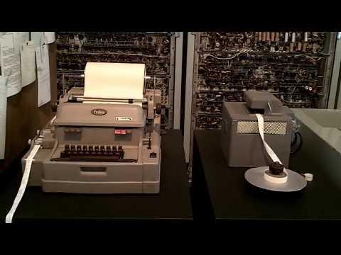 CSIRAC Computer 1949-1964 Melbourne Australia