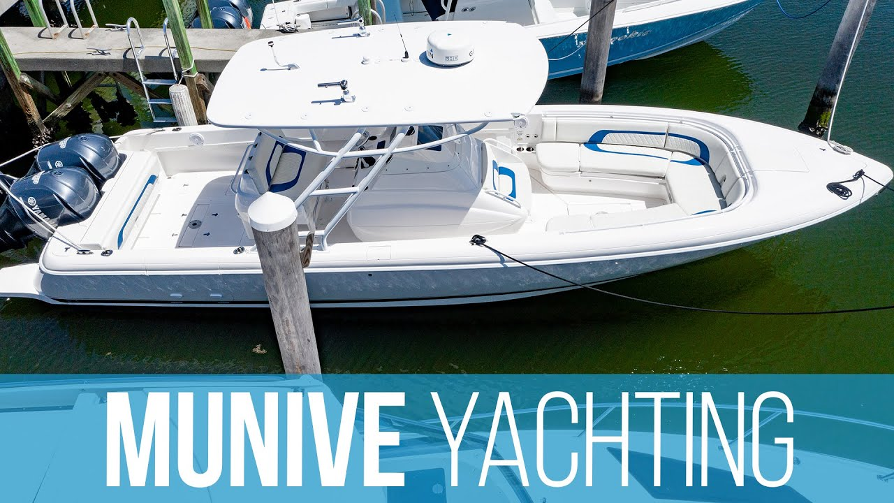 Intrepid Powerboats 327 Center Console (2012) with Twin Yamaha 350 HP Outboard Engines - Boat Review