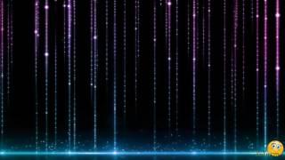 Сверкающий дождь - Футажи для видеомонтажа в Full HD(1080p)
