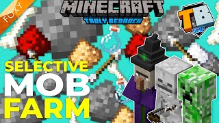 MOB FARM | Truly Bedrock Season 2 [16] | Minecraft Bedrock Edition 1.16 SMP