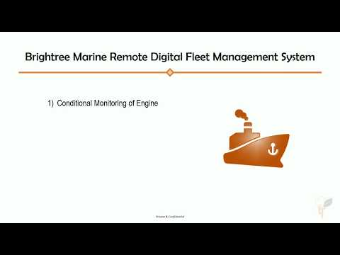 Brightree Marine Remote Monitoring Product Video